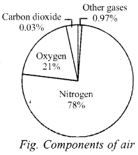 RBSE Solutions for Class 6 Science Chapter 17 Air, Water and Soil 6