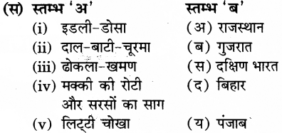 RBSE Solutions for Class 6 Social Science Chapter 9 विविधता में एकता 7