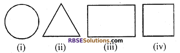 RBSE Solutions for Class 7 Maths Chapter 12 Visualizing Solid Shapes Ex 12.3