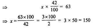 RBSE Solutions for Class 7 Maths Chapter 15 Comparison of Quantities Ex 15.2 - 1
