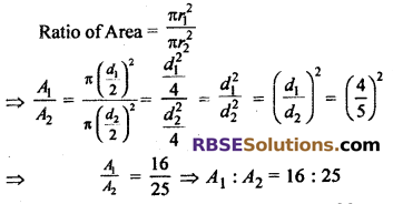 RBSE Solutions for Class 7 Maths Chapter 16 Perimeter and Area Ex 16.3