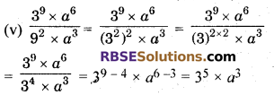 RBSE Solutions for Class 7 Maths Chapter 5 Powers and Exponents Ex 5.2