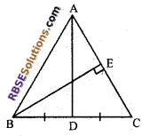RBSE Solutions for Class 7 Maths Chapter 8 Triangle and its Properties Ex 8.2