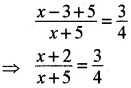RBSE Solutions for Class 8 Maths Chapter 11 Linear Equations with One Variable Ex 11.2 img-1