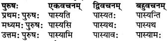RBSE Class 6 Sanskrit परिशिष्टम् 35