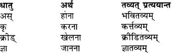 RBSE Class 7 Sanskrit व्याकरण विशेषण प्रकरणम् 6
