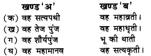 RBSE Solution for Class 8 Hindi Chapter 5 महाराणा प्रताप img-2