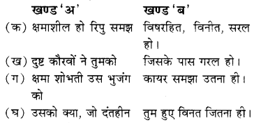 RBSE Solution for Class 8 Hindi Chapter 15 शक्ति और क्षमा img-1