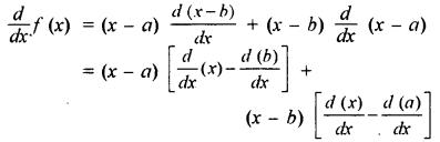 RBSE Solutions for Class 11 Maths Chapter 10 सीमा एवं अवकलज Ex 10.3