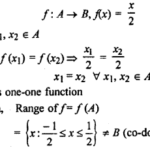 RBSE Solutions for Class 11 Maths Chapter 2 Relations and Functions Ex 2.4 1