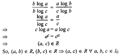 RBSE Solutions for Class 11 Maths Chapter 2 Relations and Functions Miscellaneous Exercise 2