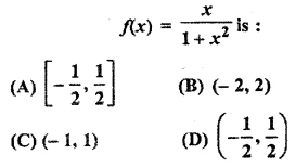RBSE Solutions for Class 11 Maths Chapter 2 Relations and Functions Miscellaneous Exercise 4