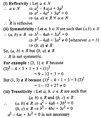 RBSE Solutions for Class 11 Maths Chapter 2 Relations and Functions Miscellaneous Exercise 9