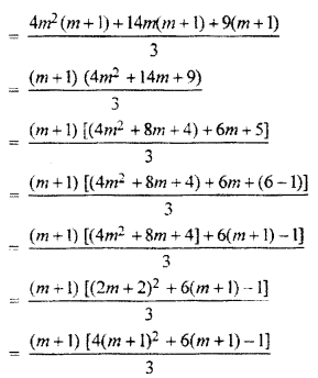 RBSE Solutions for Class 11 Maths Chapter 4 Principle of Mathematical Induction Ex 4.1 10