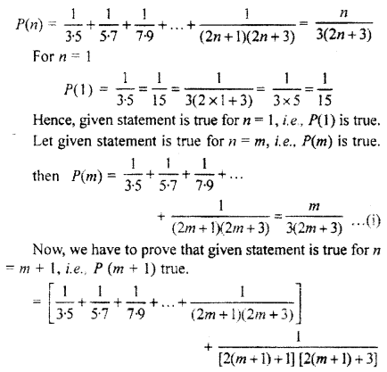 RBSE Solutions for Class 11 Maths Chapter 4 Principle of Mathematical Induction Ex 4.1 15
