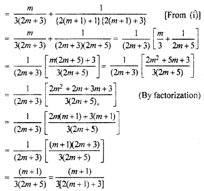 RBSE Solutions for Class 11 Maths Chapter 4 Principle of Mathematical Induction Ex 4.1 16