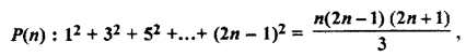 RBSE Solutions for Class 11 Maths Chapter 4 Principle of Mathematical Induction Ex 4.1 2