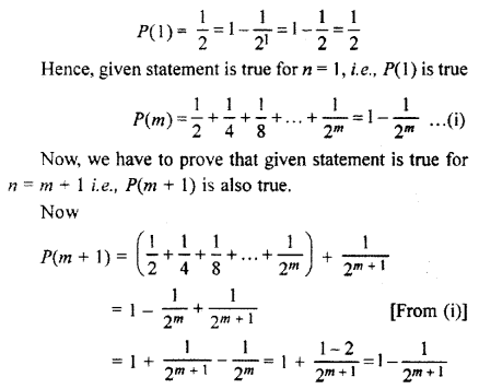 RBSE Solutions for Class 11 Maths Chapter 4 Principle of Mathematical Induction Ex 4.1 30