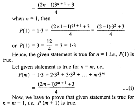 RBSE Solutions for Class 11 Maths Chapter 4 Principle of Mathematical Induction Ex 4.1 32
