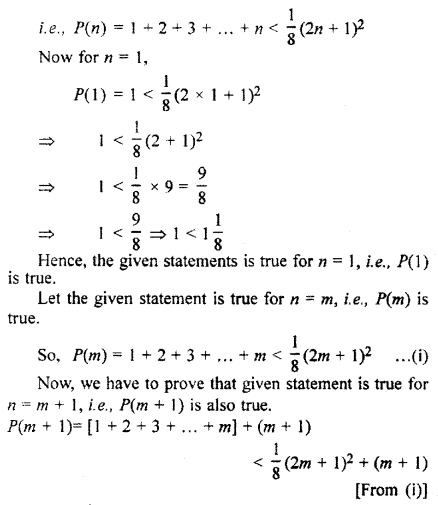 RBSE Solutions for Class 11 Maths Chapter 4 Principle of Mathematical Induction Ex 4.1 34