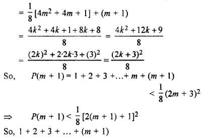 RBSE Solutions for Class 11 Maths Chapter 4 Principle of Mathematical Induction Ex 4.1 35