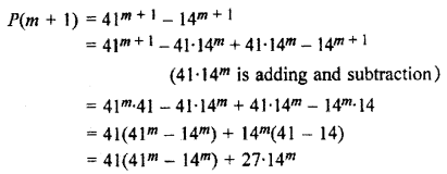 RBSE Solutions for Class 11 Maths Chapter 4 Principle of Mathematical Induction Ex 4.1 39
