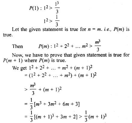RBSE Solutions for Class 11 Maths Chapter 4 Principle of Mathematical Induction Ex 4.1 43