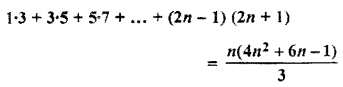 RBSE Solutions for Class 11 Maths Chapter 4 Principle of Mathematical Induction Ex 4.1 7