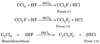 RBSE Solutions for Class 12 Chemistry Chapter 10 Halogen Derivatives long 5
