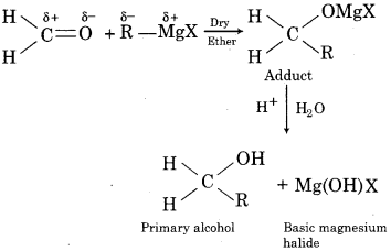 RBSE Solutions for Class 12 Chemistry Chapter 11 Organic Compounds with Functional Group Containing Oxygen (Part-1) image 2