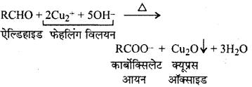 RBSE Solutions for Class 12 Chemistry Chapter 12 ऑक्सीजन युक्त क्रियात्मक समूह वाले यौगिक (भाग-2) image 7