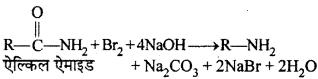 RBSE Solutions for Class 12 Chemistry Chapter 13 नाइट्रोजन युक्त क्रियात्मक समूह वाले कार्बनिक यौगिक image 20