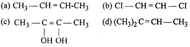 RBSE Solutions for Class 12 Chemistry Chapter 16 त्रिविम रसायन