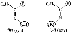 RBSE Solutions for Class 12 Chemistry Chapter 16 त्रिविम रसायन image 17
