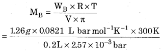 RBSE Solutions for Class 12 Chemistry Chapter 2 Solution image 11