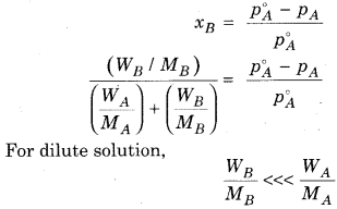 RBSE Solutions for Class 12 Chemistry Chapter 2 Solution image 14