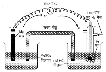 RBSE Solutions for Class 12 Chemistry Chapter 3 वैद्युत रसायन image 2