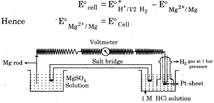 RBSE Solutions for Class 12 Chemistry Chapter 3 Electrochemistry image 1