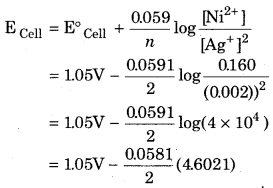 RBSE Solutions for Class 12 Chemistry Chapter 3 Electrochemistry image 3