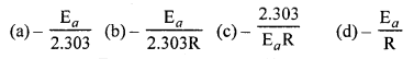 RBSE Solutions for Class 12 Chemistry Chapter 4 रासायनिक बलगतिकी image 1