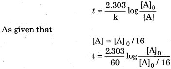 RBSE Solutions for Class 12 Chemistry Chapter 4 Chemical Kinetics image 19