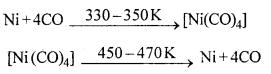 RBSE Solutions for Class 12 Chemistry Chapter 6 तत्वों के निष्कर्षण के सिद्धान्त एवं प्रक्रम image 1