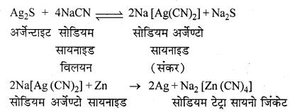 RBSE Solutions for Class 12 Chemistry Chapter 6 तत्वों के निष्कर्षण के सिद्धान्त एवं प्रक्रम image 11