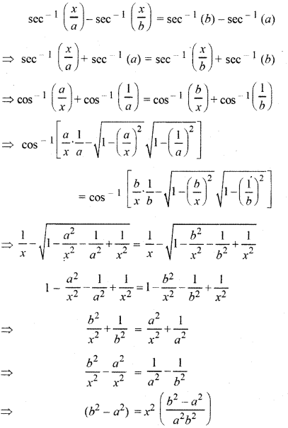 RBSE Solutions for Class 12 Maths Chapter 2 Ex 2.1 36
