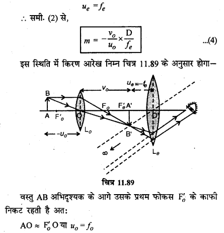 RBSE Solutions for Class 12 Physics Chapter 11 किरण प्रकाशिकी very shot Q 21