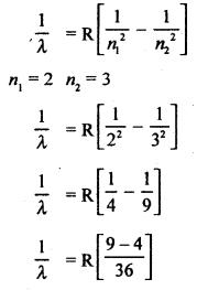 RBSE Solutions for Class 12 Physics Chapter 14 परमाणवीय भौतिकी mul Q 3