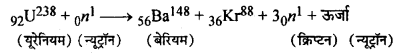 RBSE Solutions for Class 12 Physics Chapter 15 नाभिकीय भौतिकी sh Q 13