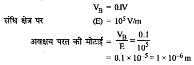 RBSE Solutions for Class 12 Physics Chapter 16 इलेक्ट्रॉनिकी nu Q 4