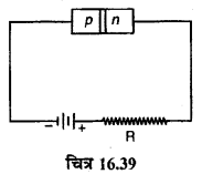 RBSE Solutions for Class 12 Physics Chapter 16 इलेक्ट्रॉनिकी sh Q 7.1