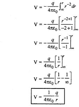 RBSE Solutions for Class 12 Physics Chapter 3 विद्युत विभव 65